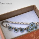 You're bound to bloom - bookmark in a gift box