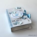 Mini knjiga Metuljčki za rojstni dan