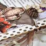 rocno-delo-unikat-voscilnica-knjiga-moski-gobe-gozd-narava-storz-jesen-vijolicna-listje-detajl