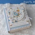rocno-delo-unikat-voscilnica-knjiga-posebna-cestitka-krst-fantek-angelcek-dojencek-ovcice-zajcki