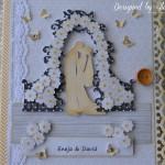 rocno-delo-unikat-voscilnica-knjiga-posebna-cestitka-poroka-cvetlicni-obok-marjetice-mladoporocenca-swarovski-detajl