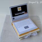 rocno-delo-unikat-voscilnica-knjiga-posebna-cestitka-rojstni-dan-abraham-racunalnik-prenosnik-notebook-odprt-napis-saljiv-petdeset-let