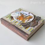 rocno-delo-unikat-voscilnica-knjiga-posebna-cestitka-rojstni-dan-gozdna-lovec-srnici-les-stranska