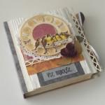 rocno-delo-unikat-voscilnica-posebna-knjiga-darilo-rojstni-dan-vintage-ptice-ura-vrtnice-les