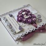 rocno-delo-unikat-voscilnica-posebna-knjiga-poroka-srce-iz-vrtnic-vrtnice-vijolična-bela-zavezovanje