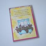 rocno-delo-unikat-voscilnica-posebna-sestavljanka-cvetoce-okno-rojstni-dan