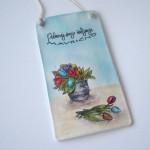 rocno-delo-unikat-darilo-obesanka-pobarvaj-zivljenje-mavricno-tulipani-mavrica-pisana