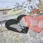 rocno-delo-unikat-album-za-fotografije-ljubezen-poroka-vintage-vrtnice-cipka-ptice-ura-prva-stran-detajl-srcka-metuljcka