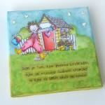 rocno-delo-unikat-darilo-platno-slika-dom-ljubezen-spomini-smeh