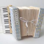rocno-delo-unikat-voscilnica-posebna-darilna-škatla-denarno-darilo-harmonika-modra-rumena-deteljica-leva-stran