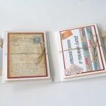 rocno-delo-unikat-voscilnica-cestitka-posebna- potovanje-kovcek-denarno-darilo-rozice-starinske-notranjost