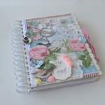 rocno-delo-unikat-knjiga-zvezek-za-recepte-cvetje-vrtnice-metulji-shabby-chic-swarovski
