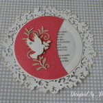 rocno-delo-unikat-vabilo-birma-deklica-koralna-golob-oljka-vejica-floruish