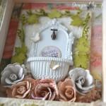 rocno-delo-unikat-voscilnica-knjiga-posebna-vodnjak-ptice-vrtnice-detajl1a