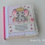 rocno-delo-unikat-voscilnica-knjiga-poslikana-majcka-rojstvo-sloncica-knjiga