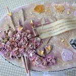 rocno-delo-unikat-voscilnica-darilna-skatlica-slikarska-paleta-vrtnice-ptice-barva-ljubezni-ljubezen-detajl-copici-vrtnice