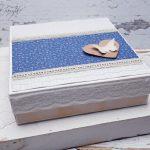 rocno-delo-unikat-darilo-voščilnica-knjiga-krst-deček-temno-modra-precious-1