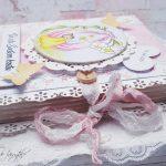 rocno-delo-unikat-darilo-voščilnica-knjiga-krst-roza-medvedek-gugalnica-5