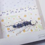 rocno-delo-unikat-darilo-voščilnica-knjiga-poroka-poročni-par-sivka-marjetice-7