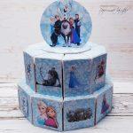 rocno-delo-unikat-praznovanje-torta-otroška-rojstni-dan-frozen-1