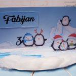 rocno-delo-unikat-praznovanje-torta-otroška-rojstni-dan-pingvinček-2