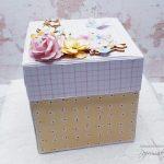 rocno-delo-unikat-voščilnica-škatlica-presenečenja-birma-piano-pisana-cvetlice-1
