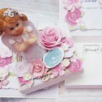 rocno-delo-unikat-voščilnica-škatlica-presenečenja-krst-angelček-krstna-voda-bela-roza-5