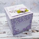rocno-delo-unikat-voščilnica-škatlica-presenečenja-poroka-lila-par-paviljon-1