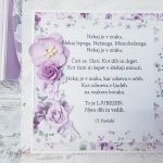 rocno-delo-unikat-voščilnica-škatlica-presenečenja-poroka-lila-sivka-vrtnice-mladoporočenca-most-6