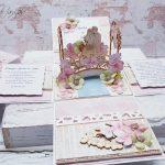 rocno-delo-unikat-voščilnica-škatlica-presenečenja-poroka-mladoporočenca-most-češnjev-cvet-3