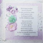 rocno-delo-unikat-voščilnica-škatlica-presenečenja-poroka-mladoporočenca-torta-lila-mint-6