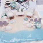 rocno-delo-unikat-voščilnica-škatlica-presenečenja-poroka-morje-obala-ležalnika-4