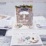 rocno-delo-unikat-voščilnica-škatlica-presenečenja-poroka-naravna-siva-elegantna-pergola-stola-mladoporočenca-3